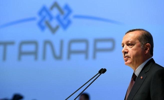 """Erdoğan: """"Ülkemiz ne kendi hukukunu ne de Kıbrıs Türkü'nün çıkarlarının çiğnenmesine izin verir"""""""