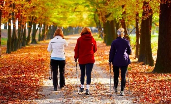 Günde 15 dakika fazla yürümek hem sağlığa hem de ekonomiye faydalı