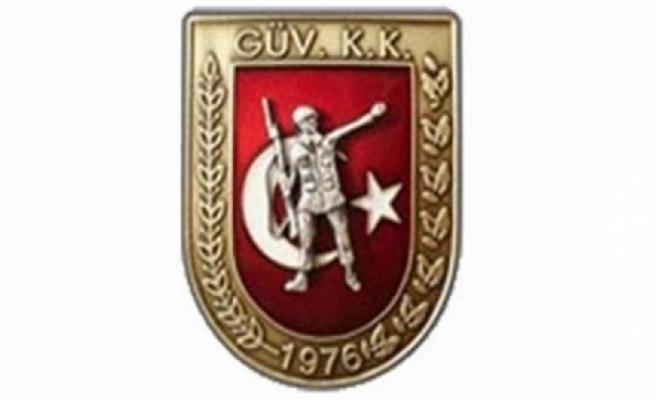 Güvenlik Kuvvetleri Komutanı Tuğgeneral Altan Er mesaj yayınladı