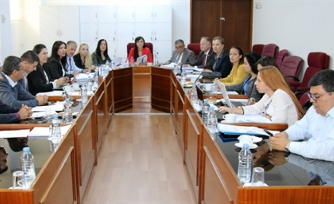İdari, Kamu ve Sağlık İşleri Komitesi toplandı
