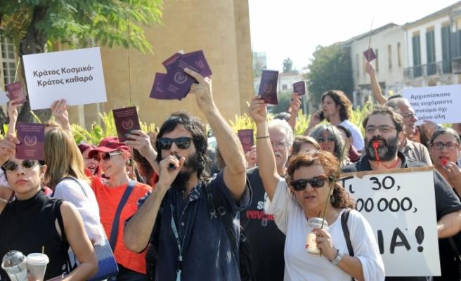 II. Hrisostomos protesto edildi
