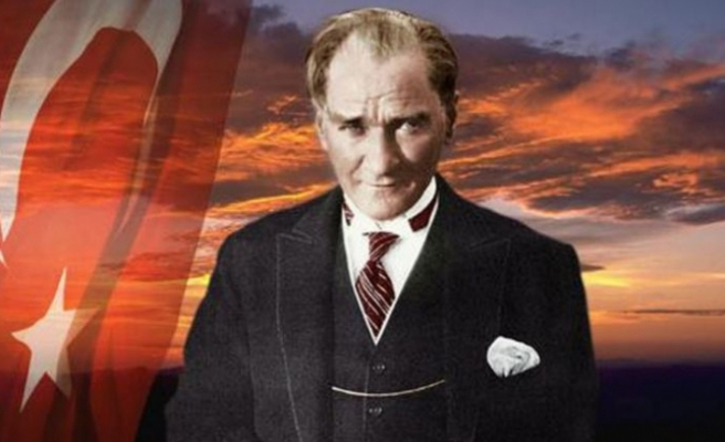 Kıbrıs Türk Emekli Subaylar Derneği,  Atatürk'ün ölüm yıldönümü nedeniyle mesaj yayınladı