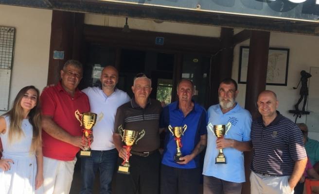 Komagene Open Golf Turnuvası Şampiyonu Steve Neufeld