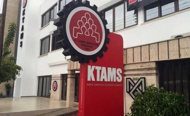 KTAMS,  maaş ve ücretlerin düzenlenmesi yasasına ilişkin değişiklik önerilerini  sundu