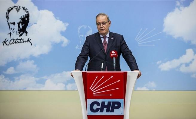 """Kumpas CHP'ye kurulmuştur"""
