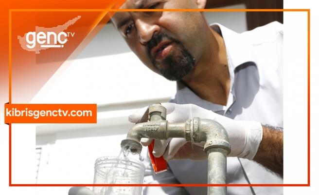 Lefkoşa'da devlet okullarının su depoları temiz çıktı