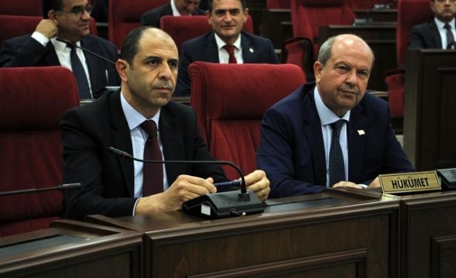 Meclis, yasama ve denetim gündemiyle toplandı