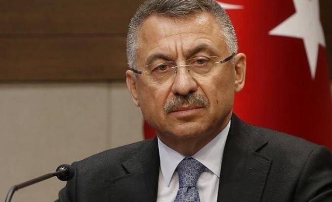 """Oktay: """"Türkiye'nin güçlü olması, Kıbrıs'ın güçlü olması demek"""""""