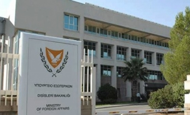 Rum Dışişleri Bakanlığı Yeşil Hat konusunda endişeli