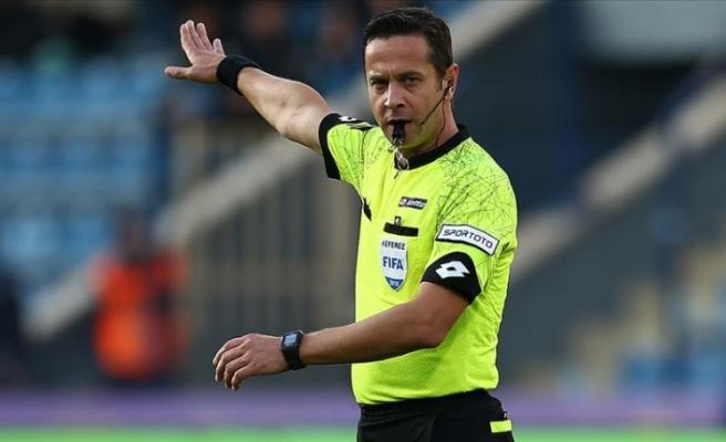 Rumlar maçın Türk hakemine itiraz etti...UEFA kabul etti