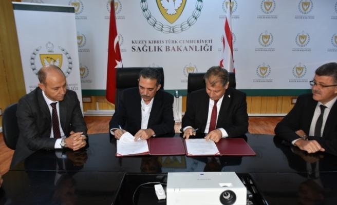 Sağlık Bakanlığı ile Kamiloğlu Hastanesi arasında protokol