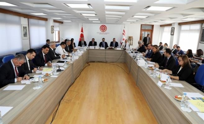 Sayıştay  ve Hukuk Dairesi bütçeleri onaylandı