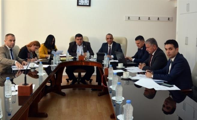 Sel ile ilgili araştırma komitesi toplandı