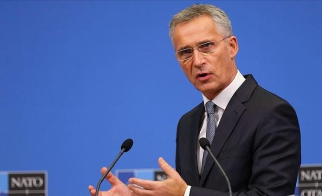 """Stoltenberg: """"Hiçbir NATO ülkesi Türkiye kadar terör saldırısı yaşamadı"""""""