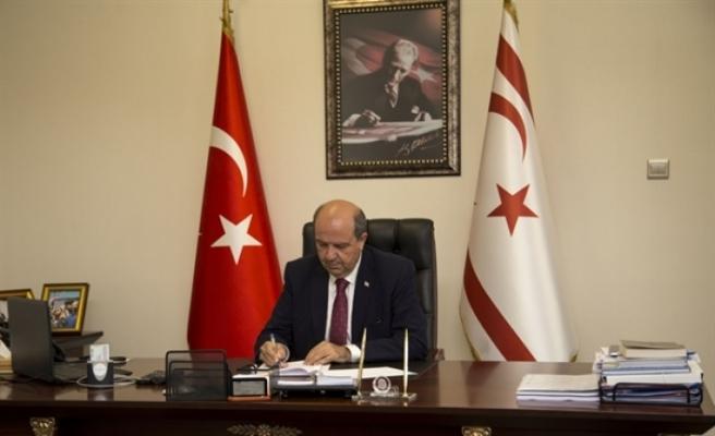 Tatar'dan 10 Kasım mesajı