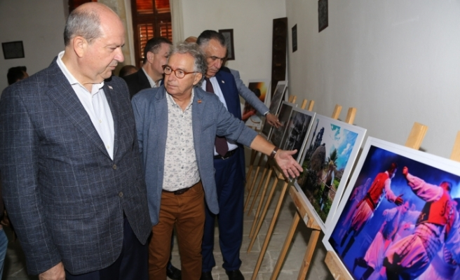 Tatar, Fotofest fotoğraf sergisiyle ödül töreni etkinliğine katıldı