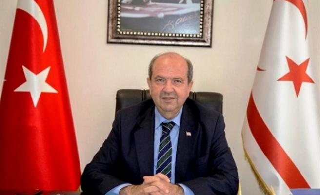 """Tatar: """"Türkiye'nin de güçlü bir KKTC'ye ihtiyacı var"""""""