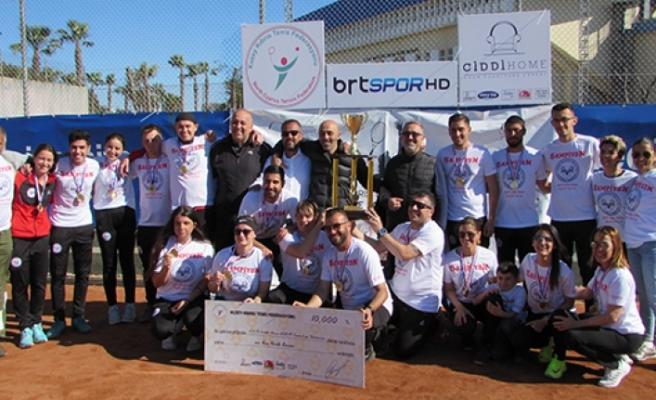 Tenis Ligi Ana Sponsoru Nicosia Motors oldu