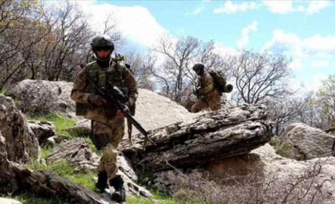 Terör örgütü PKK'ya ağır darbe: 6 terörist etkisiz hale getirildi