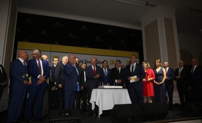 Ticaret Odası, 61. kuruluş yıldönümü kutladı