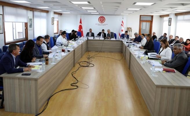 Turizm ve Çevre Bakanlığı Bütçesine onay