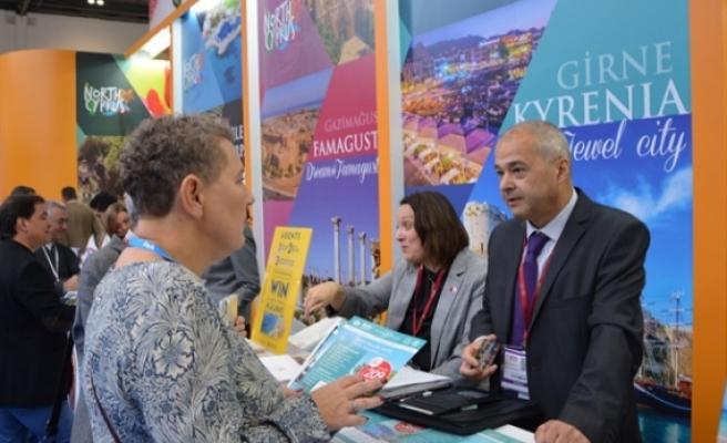 Turizm ve Çevre Bakanlığı, World Travel Market 2019 Turizm Fuarı'nda KKTC'yi temsil ediyor