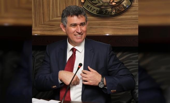 """Türkiye Barolar Birliği (TBB) Başkanı: """"Kıbrıs gibi bir mesele milli birliği gerektirir"""""""