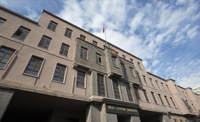 Türkiye Milli Savunma Bakanlığından ABD ve Fransa'ya tepki
