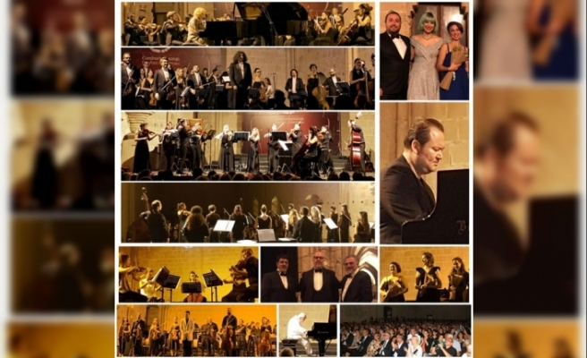 Uluslararası Kuzey Kıbrıs Müzik Festivali son erdi