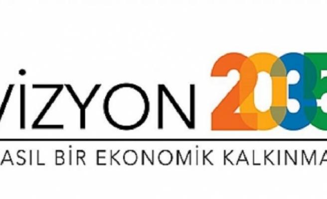 Vizyon 2035 Projesi'nin ikinci etap toplantıları başlıyor
