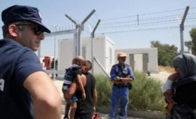 44 mülteci Güney Kıbrıs'a ulaştı