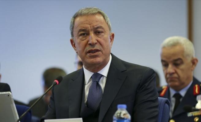 """Akar: """"Kıbrıslı kardeşlerimizin hak ve hukukunun çiğnenmesine müsaade etmeyeceğiz"""""""