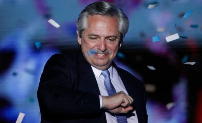 Arjantin'in yeni Devlet Başkanı Fernandez yemin etti