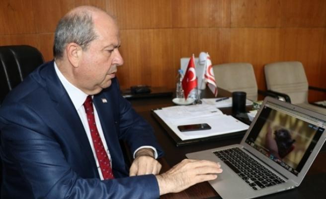 Başbakan Tatar, AA'nın 'Yılın Fotoğrafları' oylamasına katıldı