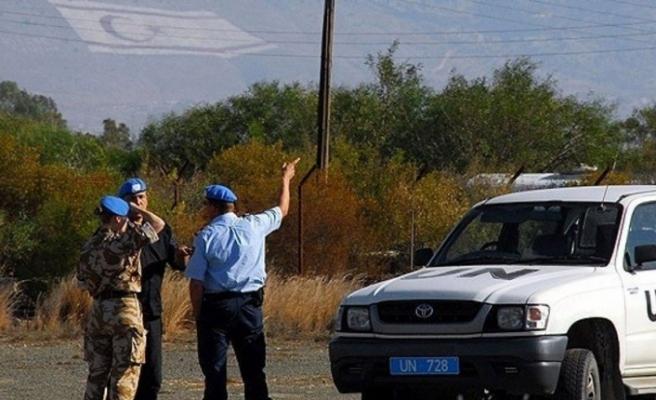 BM,18 bölgede mayın kontrolü yaptı