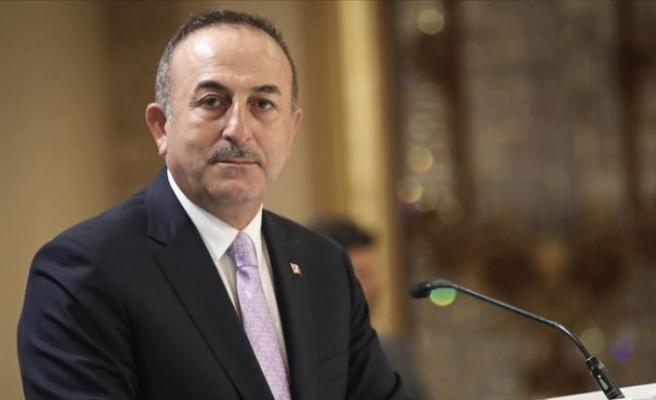 """Çavuşoğlu: """"Kıbrıs'ta bizim önerilerimize kulak vermediler"""""""