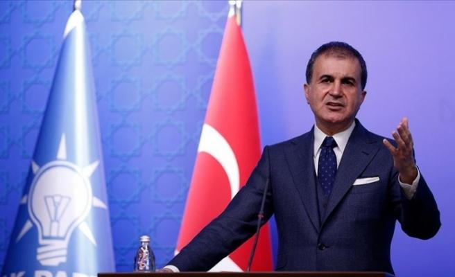 """Çelik: """"Türkiye Akdeniz'de örülmeye çalışılan duvarı Libya muhtırası ile yok etmiştir"""""""