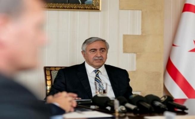 Cumhurbaşkanı Akıncı bilgilendirme toplantılarını bugün de sürdürecek
