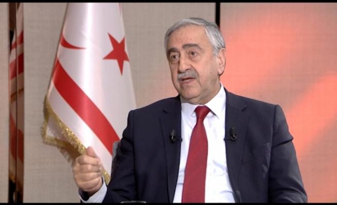 Cumhurbaşkanı Mustafa Akıncı,bu akşam ortak televizyon yayınına katılacak