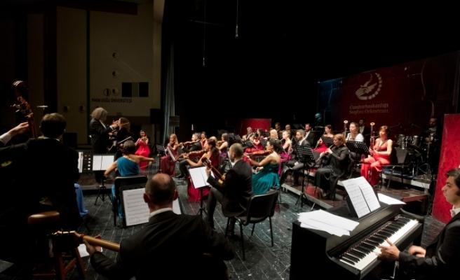 Cumhurbaşkanlığı Senfoni Orkestrasından yeni yıl konseri
