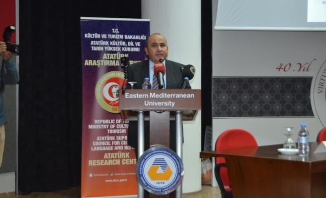 DAÜ'de Milli Mücadele ve Şehitler Haftası töreni