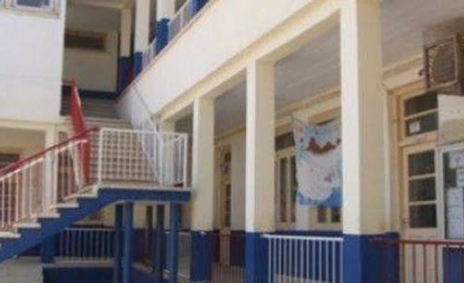 Dipkarpaz Rum Anaokulu ve İlkokulu'nda noel lutlaması