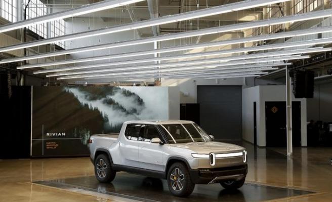 Elektrikli araç üreten Rivian 1,3 milyar dolar yatırım aldı