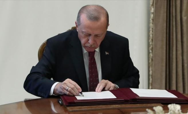 """Erdoğan: """"Havayı kirleten firmaları ilanihaye çalıştıramayız"""""""