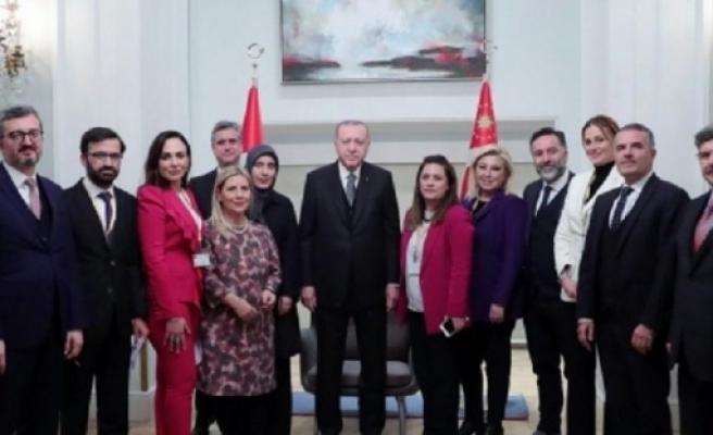 Erdoğan: Libya mutabakatı uluslararası deniz hukukuna da kesinlikle uygundur