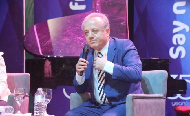 """GAÜ'de  """"Doğu Akdenizin Önemi ve Geleceği"""" Konferansı"""