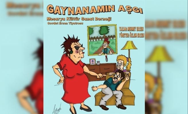 """""""Gaynanamın Aşgı"""", Yeni Erenköy'de prömiyer yaptı"""