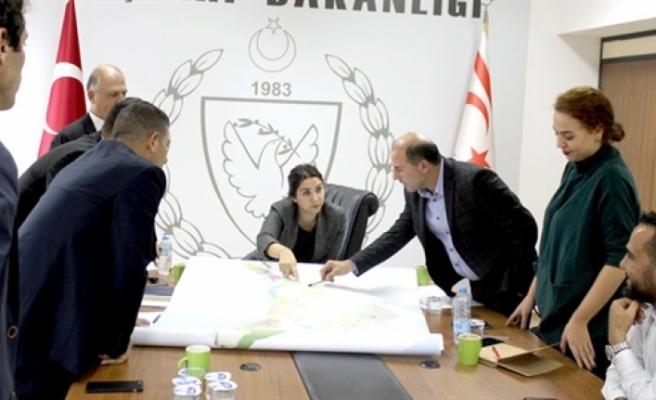 Gazimağusa, İskele, Yeniboğaziçi İmar Planı ,Birleşik Kurul toplantısında oy birliğiyle geçti