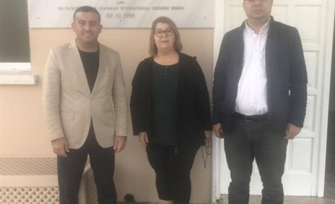 Girne18 Yaş veÜzeri Rehabilitasyon Merkezine yardım