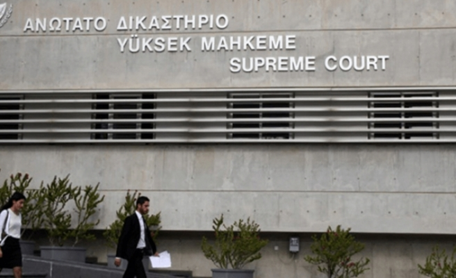 Kıbrıslı Türklerin temyiz başvurusu reddedildi